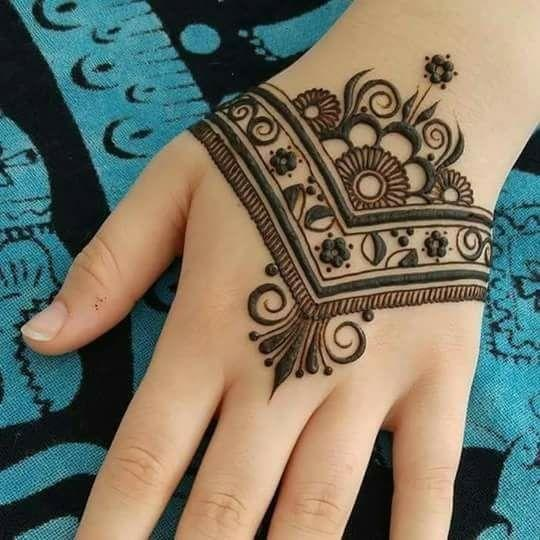 Indian Bridal Mehndi Designs Book Pdf
