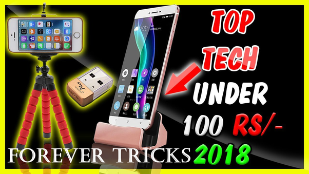 5 Gadgets Only In 100 Rs These Products Are Totally Awesome With Great Features You Ll Love Our Blog After Reading This So Please Do Rate