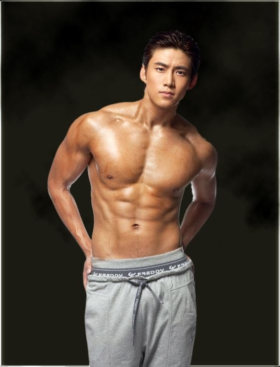 Korean so are attractive men why What makes