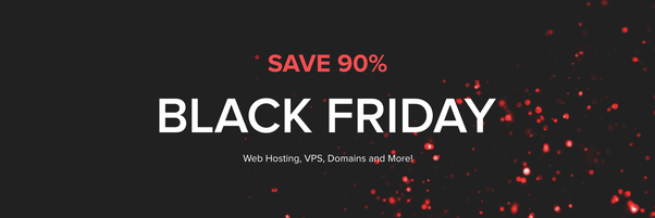 What Is The Best Web Hosting Deal In 2019 On Black Friday Quora
