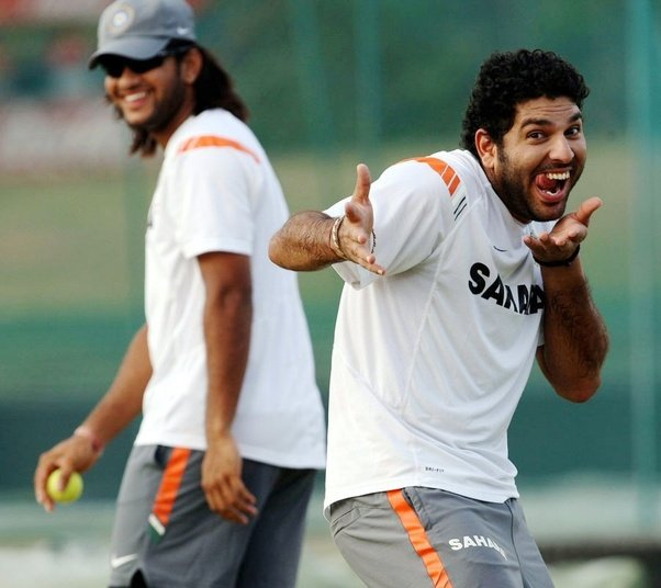 What do you like the most about Yuvraj Singh? - Quora