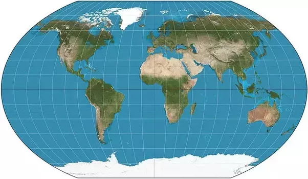 Do we have the same geographic maps in every country for example on a geekier level what about using a different ellipsoid while it is possible to determine the latitude and longitude at each location purely publicscrutiny Images