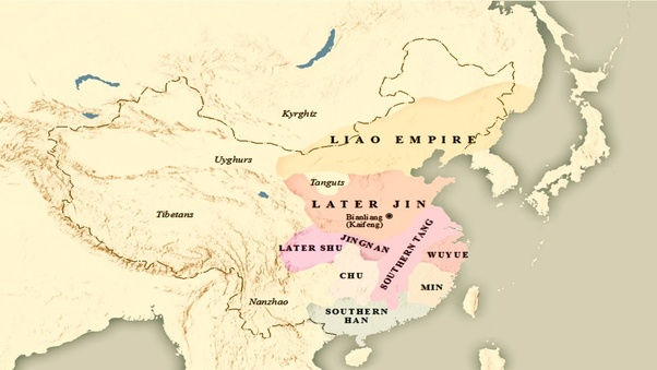 Tang Dynasty Collapsed In 907 China Entered Another Period Of Fragmentationed Five Dynasties And Ten Kingdoms During Which Five Short Lived Dynasties