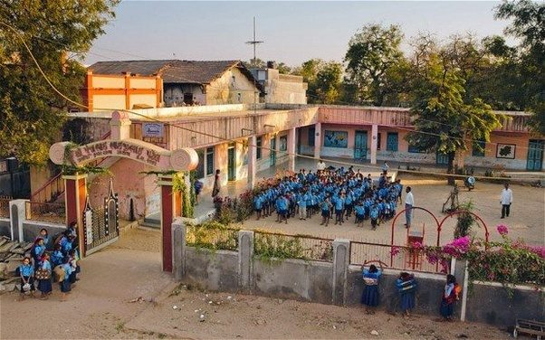 It Is A Fairly Big Indian Village School There Are Also Like Below
