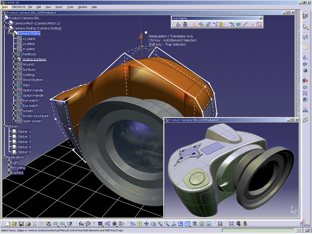 What Is Difference Between Catia And Fusion 360 Quora