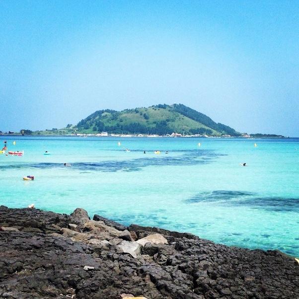 Jeju Island Beaches