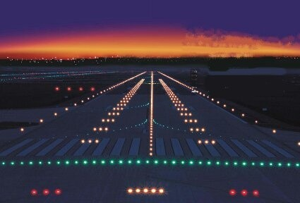 Amazing Flashing White Lights Can Also Be Placed On The Runway At Holding Short  Points. Nice Design