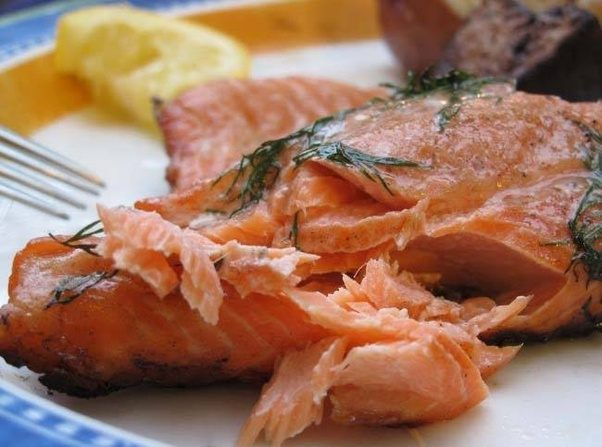 What Should Cooked Salmon Look Like Quora