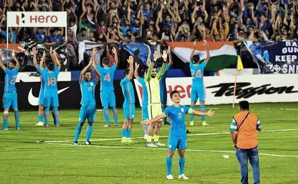 Can India ever qualify for the FIFA World Cup? - Quora