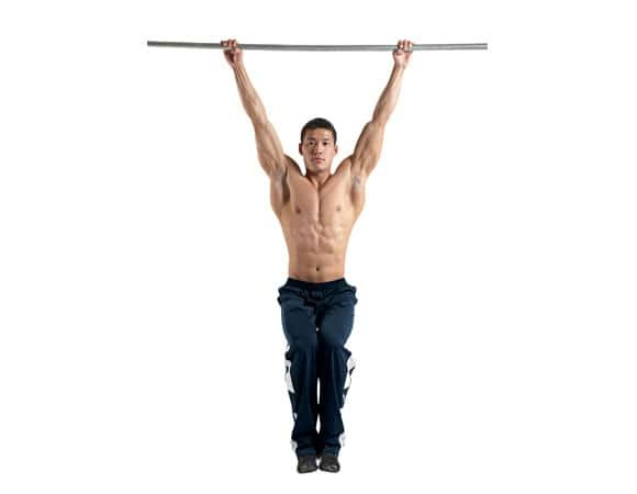 Can you train your grip to hang on a bar for 2 minutes? - Quora