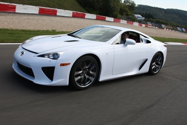 Which japanese cars have the most expensive parts quora unlike classic cars where the parts can be artificially replicated the lfa is a modern supercar and only lexus can replicate the parts as it has the malvernweather Choice Image