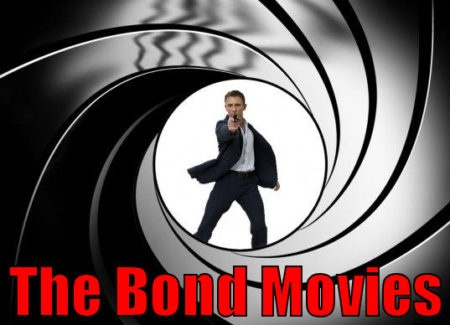 What Is A List Of All Of The James Bond Movies Quora