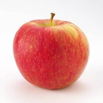 I like the tartness of Granny Smith apples, which are a light green:
