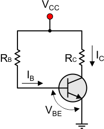 fixed circuit diagram what is fixed biasing in transistors  quora  what is fixed biasing in transistors