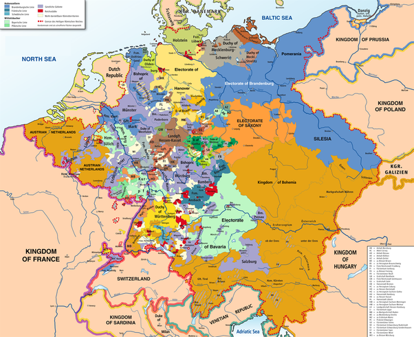 Do East Germans have Slavic ancestry? - Quora