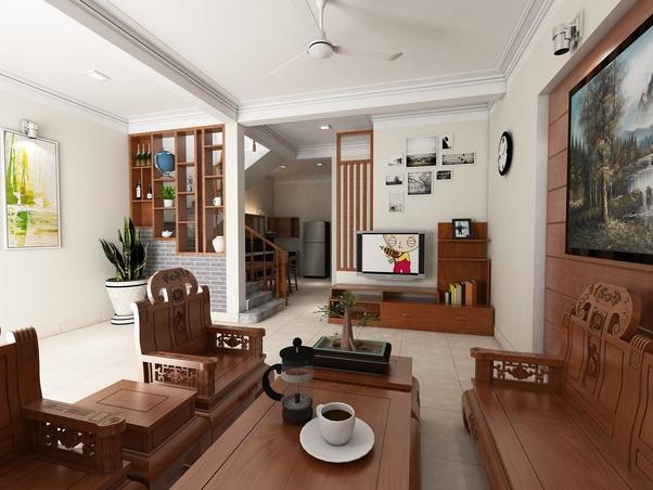 While designing an 11 x 11 living room, should I prefer ...