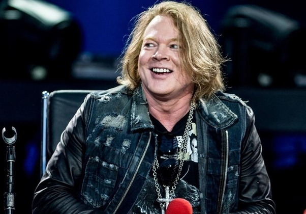 What does axl rose look like-9641