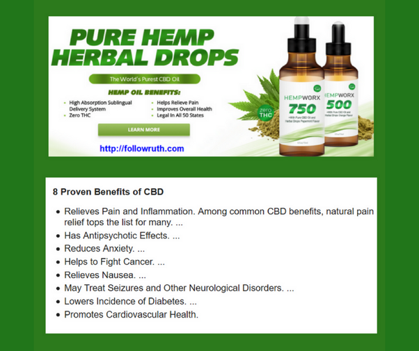 What does CBD oil do? - Quora