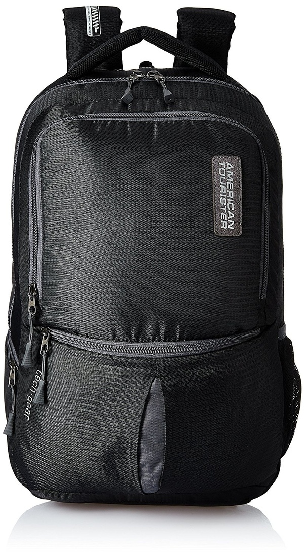 backpack american tourister is acquired by samsonite which is a leading trolley and bag packs maker in the world this is one of the best laptop back