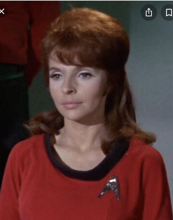Who Was The Most Beautiful Guest Actress In An Episode Of Star Trek The Original Series Quora
