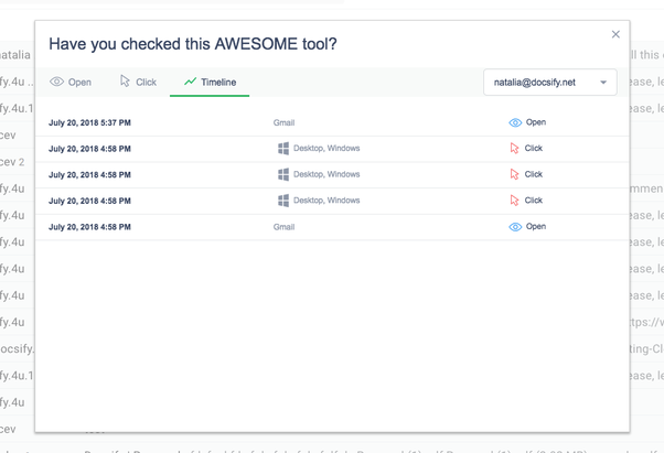 Which is the best email tracking browser extension for gmail? - Quora