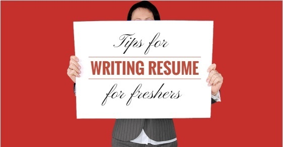 What should a fresher\'s resume/CV look like? - Quora