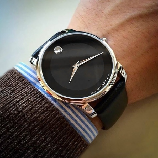 Where does Movado stand in the long line of watch brands? - Quora