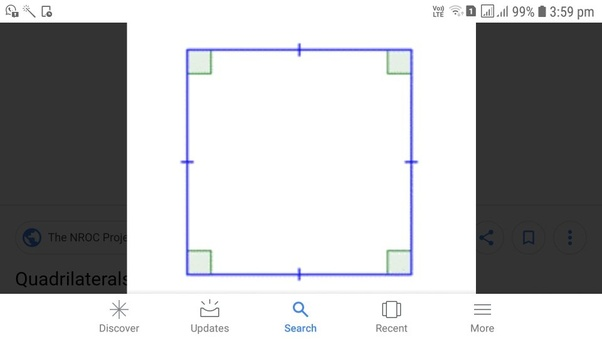 How many corners does a simple square have? - Quora