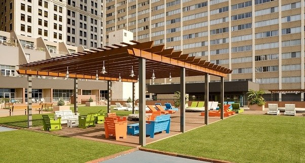 Learn more about pergolas at Structureworks Fabrication, a US pergola and  shade structure manufacturer. - What Are The Parts Of A Pergola Called, And What Function Does It
