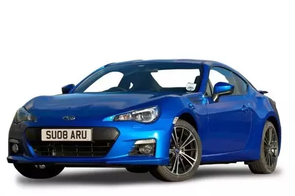 The Subaru BRZ Is A Sister Model Of The Toyota GT86 At The Top Of This  List. Thereu0027s Very Little Difference Between The Two Cars, ...