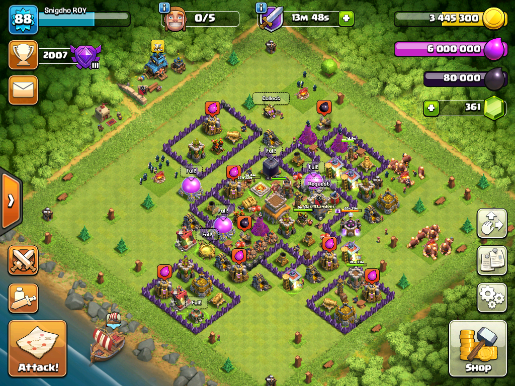 Do The Clash Of Clans Suggested Upgrades Make You Max Your Base