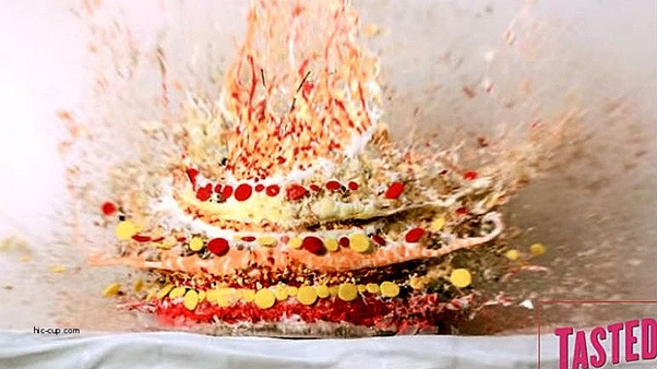 And Birthday Cakes That Explode When You Light The Candles Are Very Memorable