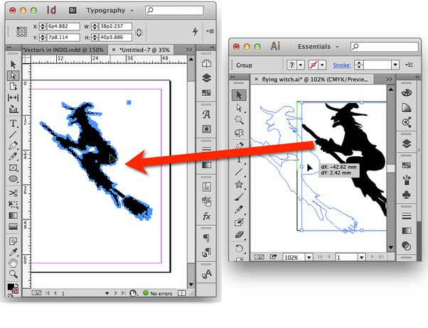 how to turn a photoshop image in to an illustrator vector quora