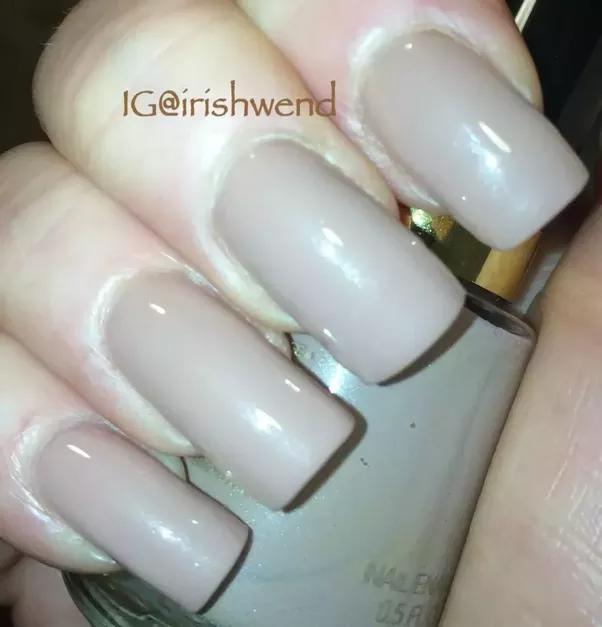 What color nail polish should I use for fair skin tone? - Quora