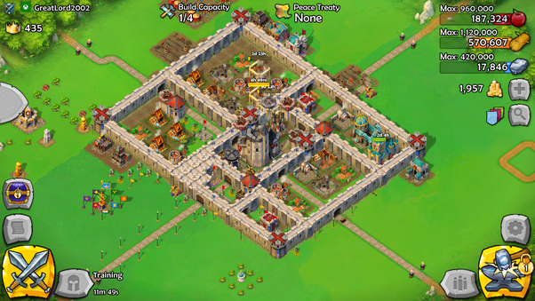 how to make a clan castle in clash of clans