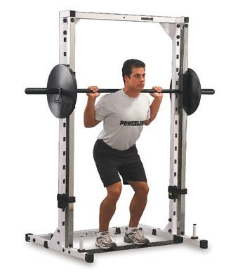 How much does the smith machine bar weigh