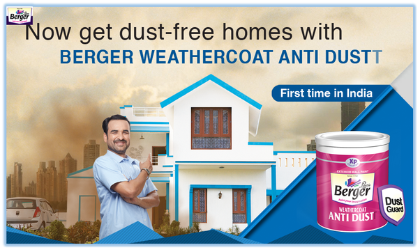 Which Among Berger Apex Nerolac And Asian Paints Is