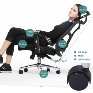 Adjustable lumbar support to find the setting that works for you ...  sc 1 st  Quora & What are the best office chairs for back pain? - Quora