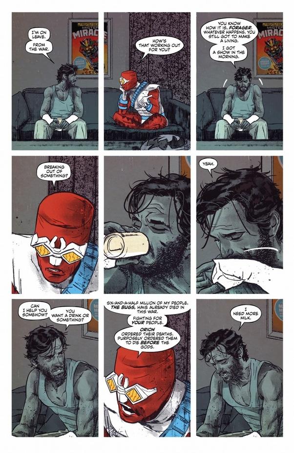 Share mature comics fur that