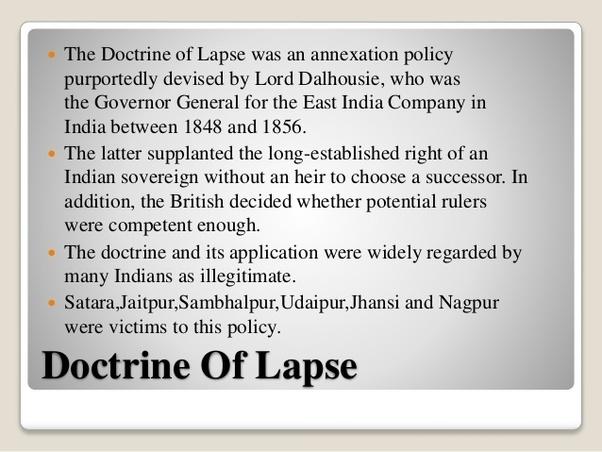 DOCTRINE OF LAPSE PDF DOWNLOAD