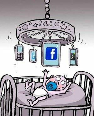 Afbeeldingsresultaat voor social media slaves