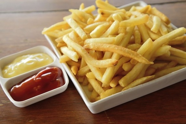 how bad are french fries for your diet