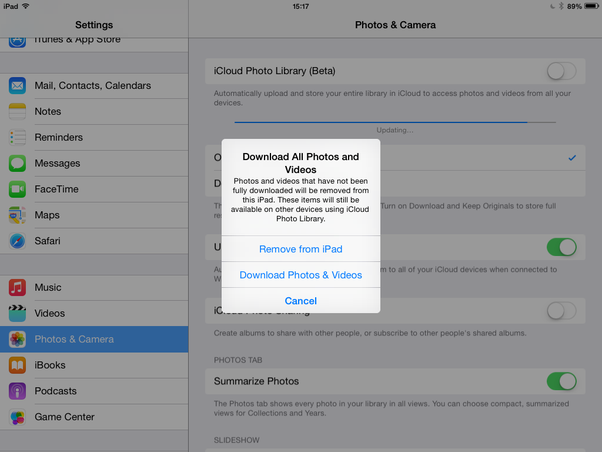 Missing videos after enabling iCloud Photo Library? Here's how to get them  back!