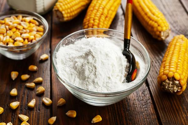 Cornstarch Chunks Corn Starch Nerds Candy How To Make Cornstarch