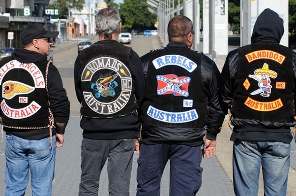 Who are some infamous 1% motorcycle gangs? - Quora