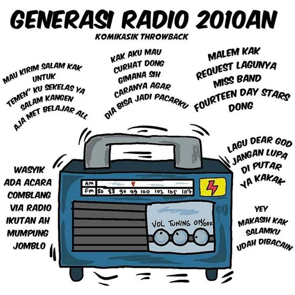 radio ditahun 2010an