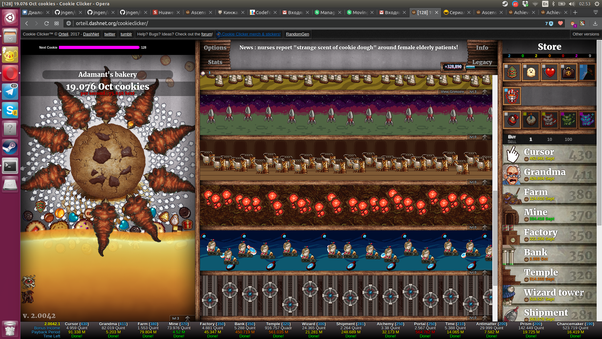 How to activate the Grandmapocalypse at Cookie Clicker - Quora