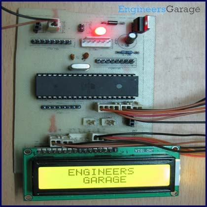How to interface 8051 with an LCD - Quora