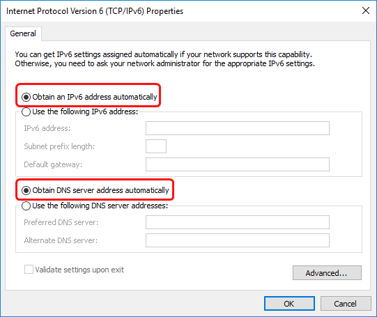 Error: 'DNS server not responding ' How can I fix this error