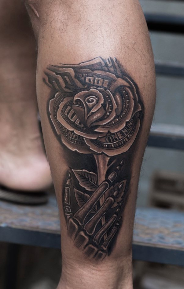Which is the best tattoo parlour in dubai quora for The parlour tattoo